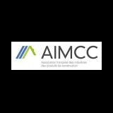 Logo AIMCC, Association française des industries des produits de construction
