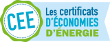 Logo des certificats d'économies d'énergie