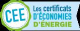 Logo des Certificats d'Economies d'Energie