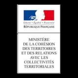 Logo ministère de la cohésion des territoires et des relations avec les collectivités territoriales